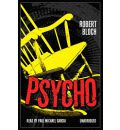 Psycho by Robert Bloch Audio Book CD