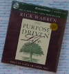 The Purpose Driven Life - Rick Warren - AudioBook CD