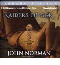 Raiders of Gor by John Norman AudioBook CD