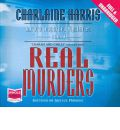 Real Murders by Charlaine Harris Audio Book CD