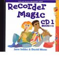 Recorder Magic: For Books 1-2 No. 1 by David Moses Audio Book CD