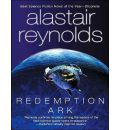 Redemption Ark by Alastair Reynolds AudioBook CD