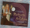 Return to Avalon - Lucy Cavendish - AudioBook CD