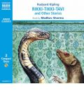 Rikki-Tikki-Tavi by Rudyard Kipling Audio Book CD