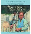 Roll of Thunder, Hear My Cry by Mildred D Taylor AudioBook CD