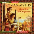 Roman Myths by  Audio Book CD