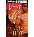 Running Hot by Jayne Ann Krentz AudioBook Mp3-CD