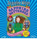Sapphire Battersea by Jacqueline Wilson Audio Book CD