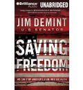 Saving Freedom by Jim Demint AudioBook Mp3-CD