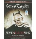 Seven Deadly Sins by Corey Taylor AudioBook Mp3-CD
