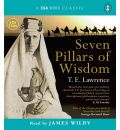 Seven Pillars of Wisdom by T E Lawrence Audio Book CD