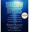 Shadow Divers by Robert Kurson AudioBook CD