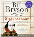 Shakespeare by Bill Bryson Audio Book CD