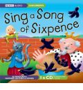 Sing a Song of Sixpence by  Audio Book CD