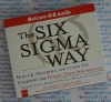 The Six Sigma Way - AudioBook CD