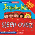 Sleep-Overs by Jacqueline Wilson Audio Book CD