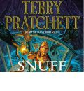 Snuff by Terry Pratchett Audio Book CD