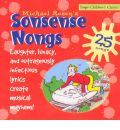 Sonsense Songs by Michael Rosen Audio Book CD