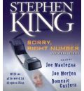 Sorry, Right Number by Stephen King Audio Book CD