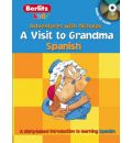 Spanish Berlitz Kids a Visit to Grandma by Chris Demarest AudioBook CD