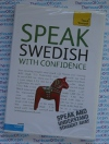 Speak Swedish with Confidence - 3CD set