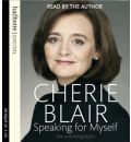 Speaking for Myself by Cherie Blair AudioBook CD