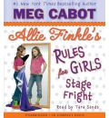 Stage Fright by Meg Cabot AudioBook CD