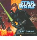 Star Wars Dark Empire I by Tom Veitch Audio Book CD