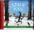 Stick Man by Julia Donaldson Audio Book CD