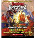 Streets of Panic Park by R L Stine Audio Book CD