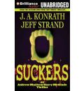 Suckers by J A Konrath Audio Book CD