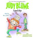 Superfudge by Judy Blume AudioBook CD