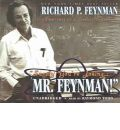 Surely You're Joking, Mr. Feynman by Richard Phillips Feynman AudioBook CD