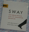 Sway - Ori and Rom Brafman - AudioBook CD