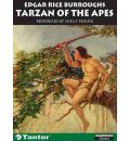 Tarzan of the Apes by Edgar Rice Burroughs Audio Book CD