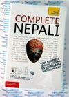 Teach Yourself  Nepali- 2 Audio CDs  and Book - Learn to speak Nepali