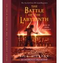 The Battle of the Labyrinth by Rick Riordan Audio Book CD