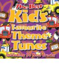The Best Kids' Favourite Theme Tunes by  Audio Book CD