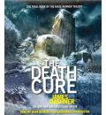 The Death Cure by James Dashner AudioBook CD