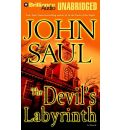 The Devil's Labyrinth by John Saul Audio Book CD