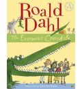 The Enormous Crocodile by Roald Dahl AudioBook CD