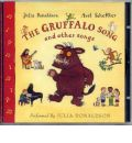 The Gruffalo Song and Other Songs by Julia Donaldson Audio Book CD