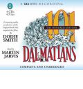 The Hundred and One Dalmatians by Dodie Smith Audio Book CD