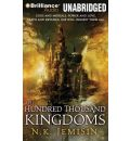 The Hundred Thousand Kingdoms by N K Jemisin AudioBook Mp3-CD