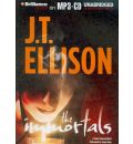 The Immortals by J T Ellison Audio Book Mp3-CD