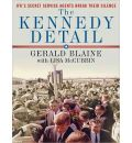 The Kennedy Detail by Gerald Blaine Audio Book Mp3-CD