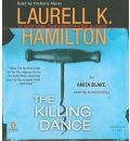 The Killing Dance by Laurell K Hamilton AudioBook CD