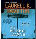 The Killing Dance by Laurell K Hamilton Audio Book CD