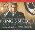 The King's Speech by Mark Logue Audio Book CD