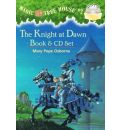 The Knight at Dawn by Mary Pope Osborne Audio Book CD
